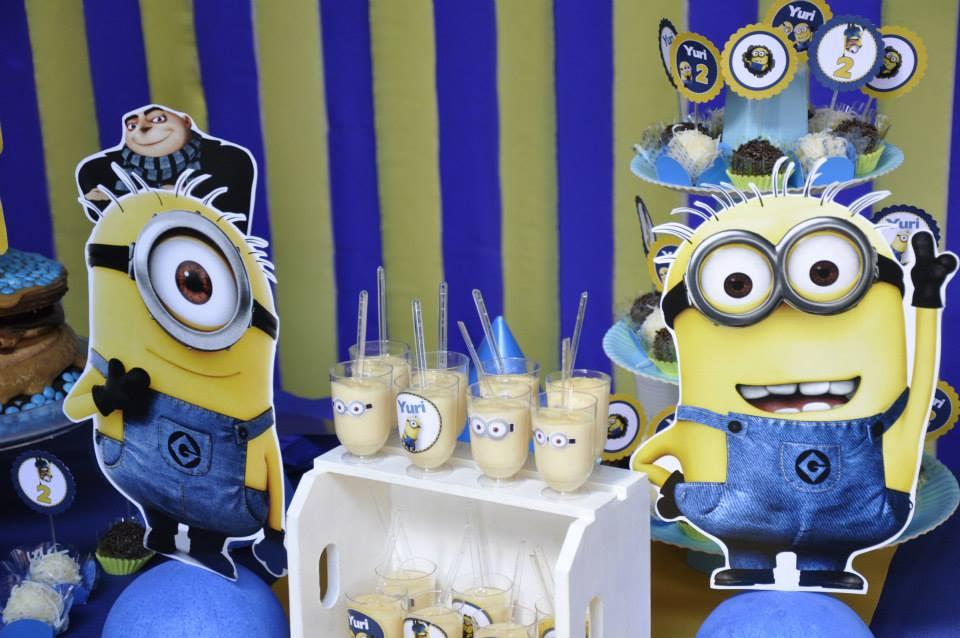 decoracao-festa-minions