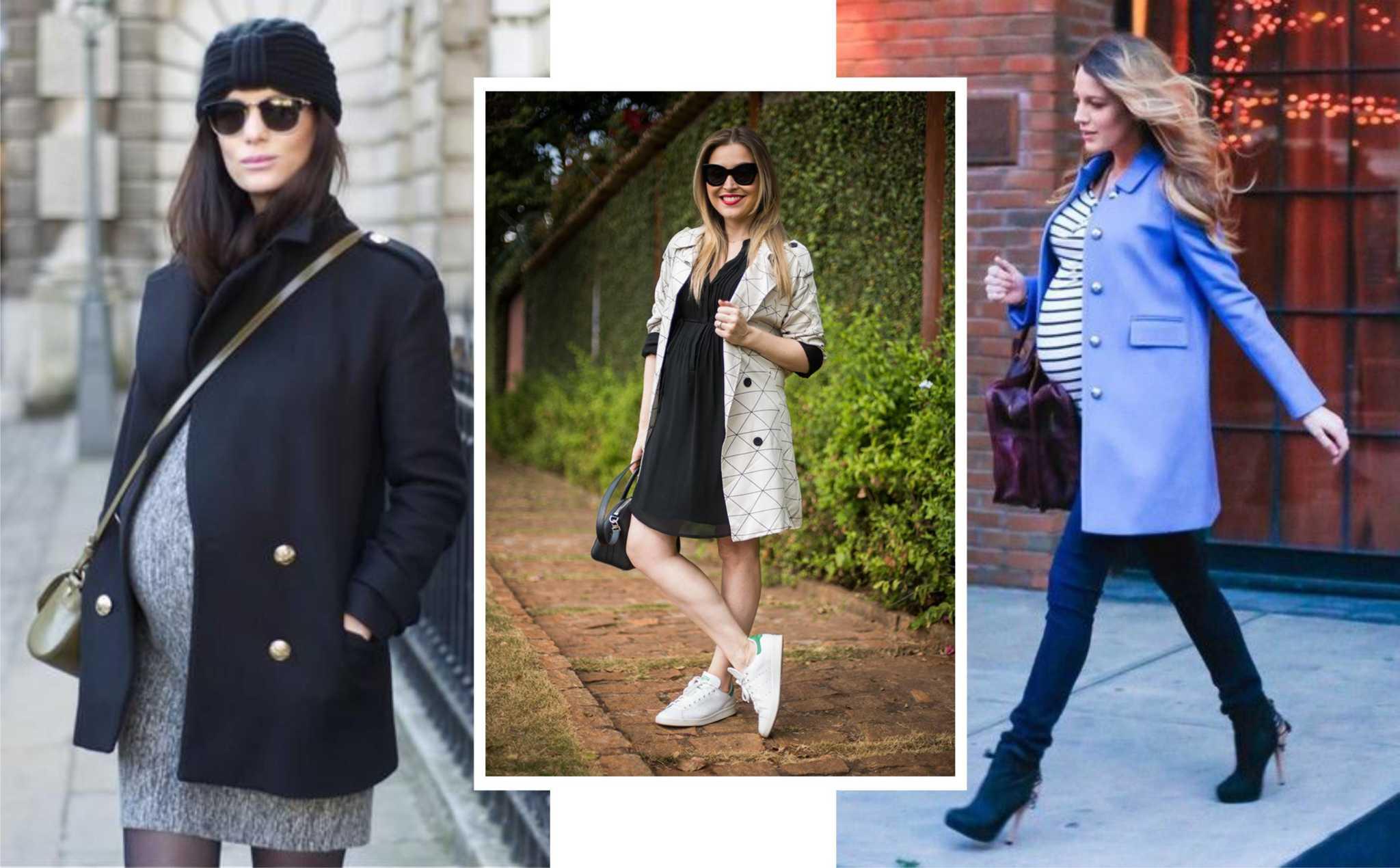 f97f211f2 Moda gestante: ideias de looks para os dias frios |Caderninho da Mamãe